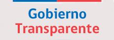 """Banner """"Gobierno transparente"""""""